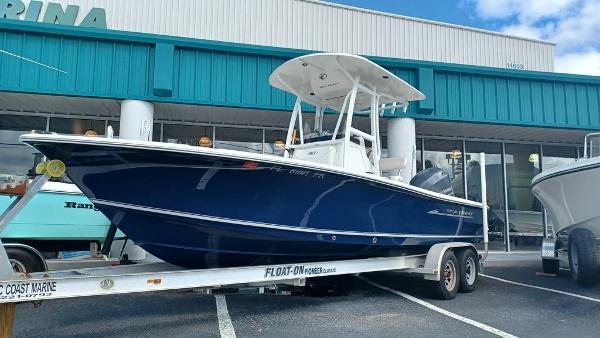 2013 Sea Hunt BX 22 BR