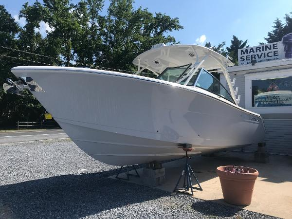 2021 COBIA BOATS 280 DC