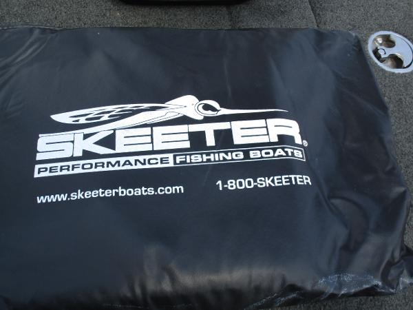 2017 Skeeter boat for sale, model of the boat is FX 21 & Image # 31 of 36