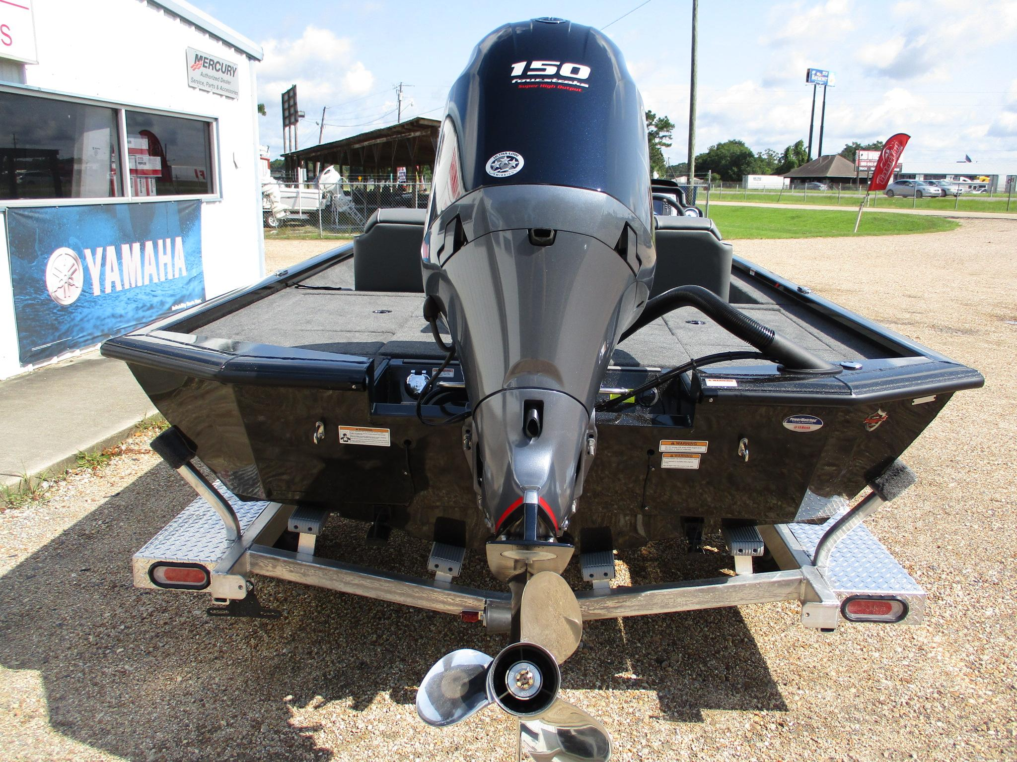 New  2021 19' Avid 19 XB Aluminum Fish Boat in Slidell, Louisiana