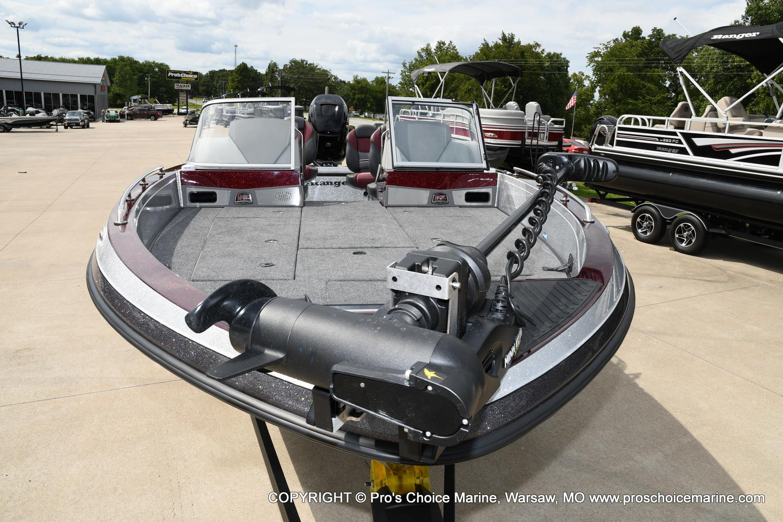2021 Ranger Boats boat for sale, model of the boat is 622FS PRO w/400HP VERADO & Image # 17 of 50