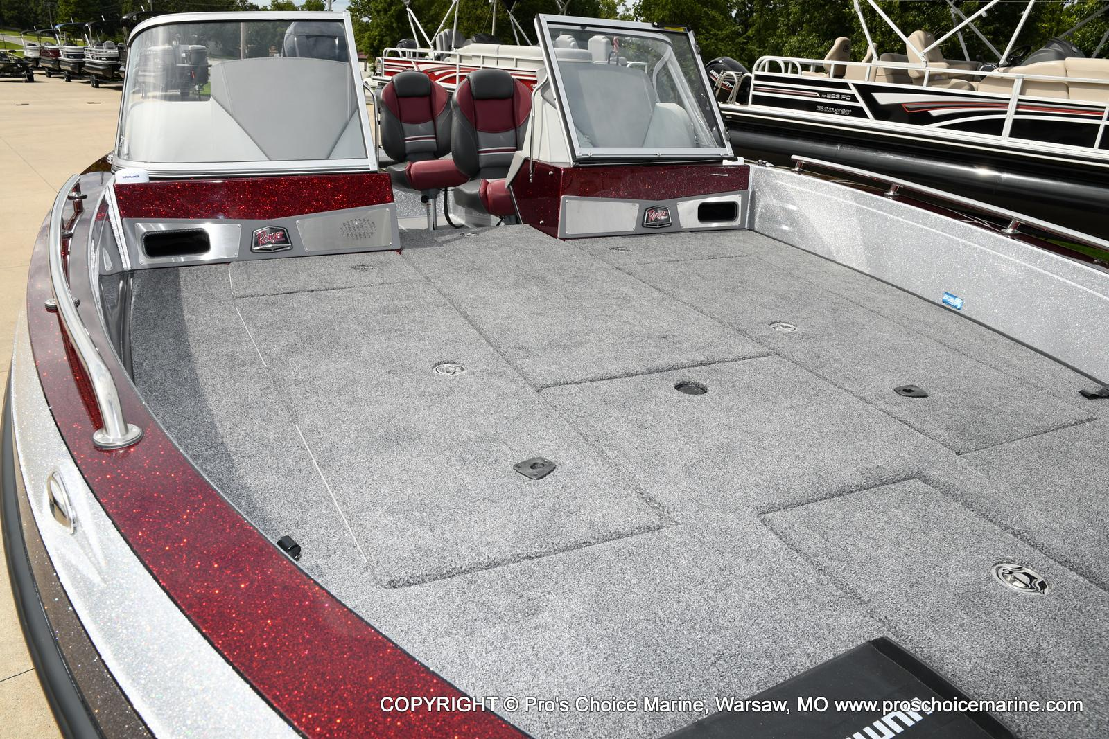 2021 Ranger Boats boat for sale, model of the boat is 622FS PRO w/400HP VERADO & Image # 18 of 50