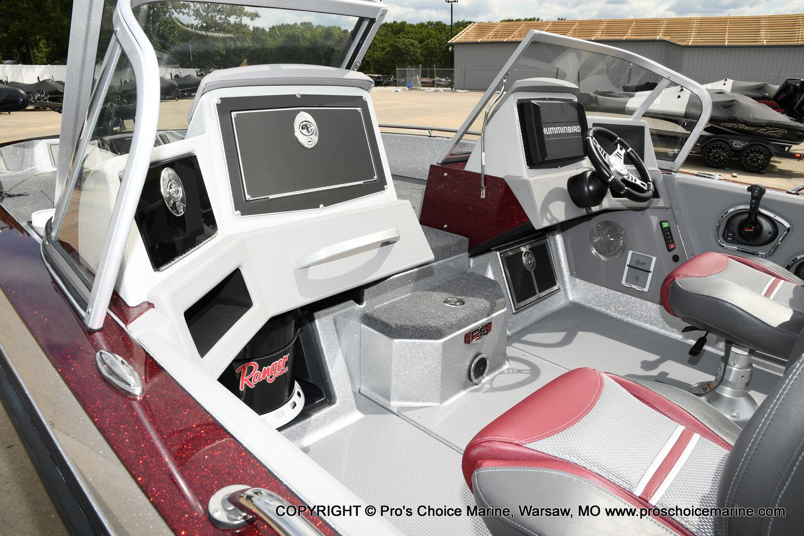 2021 Ranger Boats boat for sale, model of the boat is 622FS PRO w/400HP VERADO & Image # 20 of 50