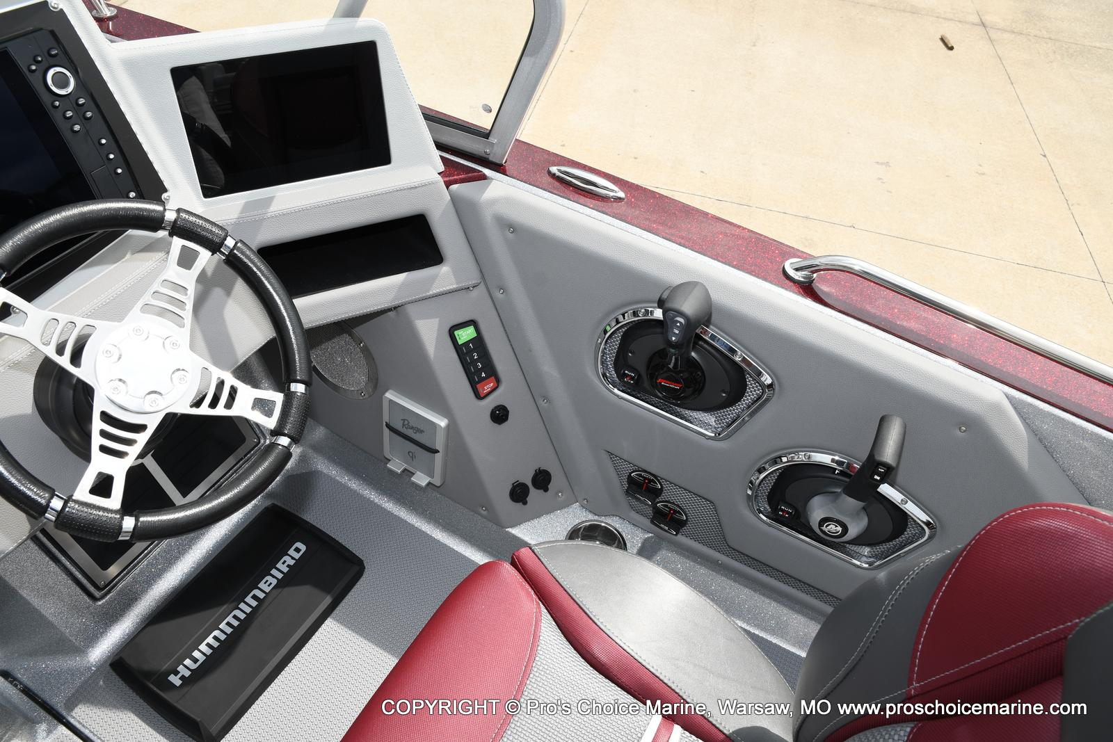 2021 Ranger Boats boat for sale, model of the boat is 622FS PRO w/400HP VERADO & Image # 22 of 50