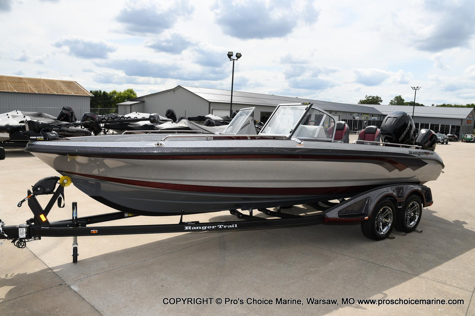 2021 Ranger Boats boat for sale, model of the boat is 622FS PRO w/400HP VERADO & Image # 5 of 50