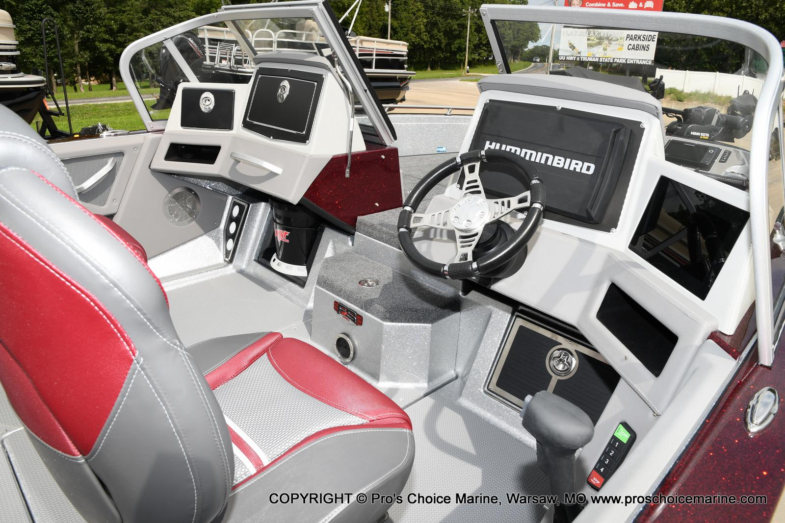 2021 Ranger Boats boat for sale, model of the boat is 622FS PRO w/400HP VERADO & Image # 6 of 50
