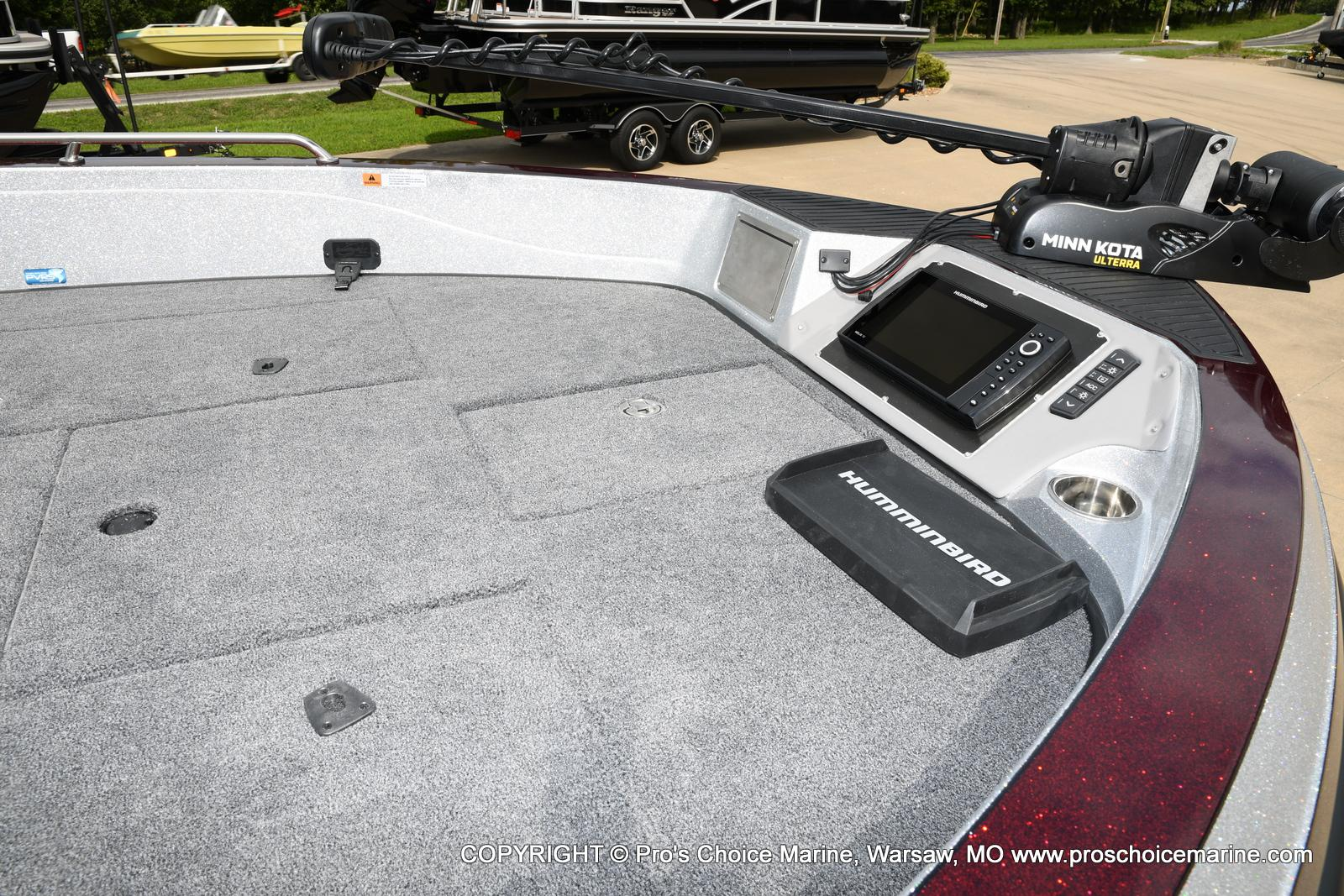 2021 Ranger Boats boat for sale, model of the boat is 622FS PRO w/400HP VERADO & Image # 33 of 50