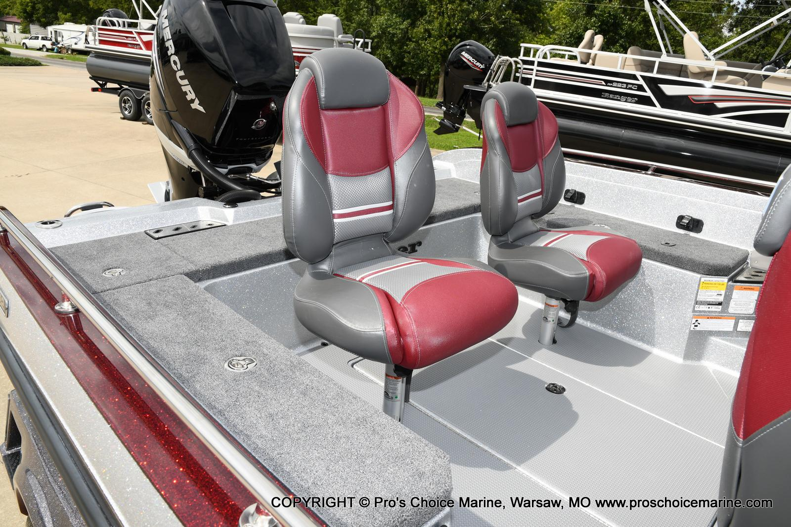 2021 Ranger Boats boat for sale, model of the boat is 622FS PRO w/400HP VERADO & Image # 34 of 50