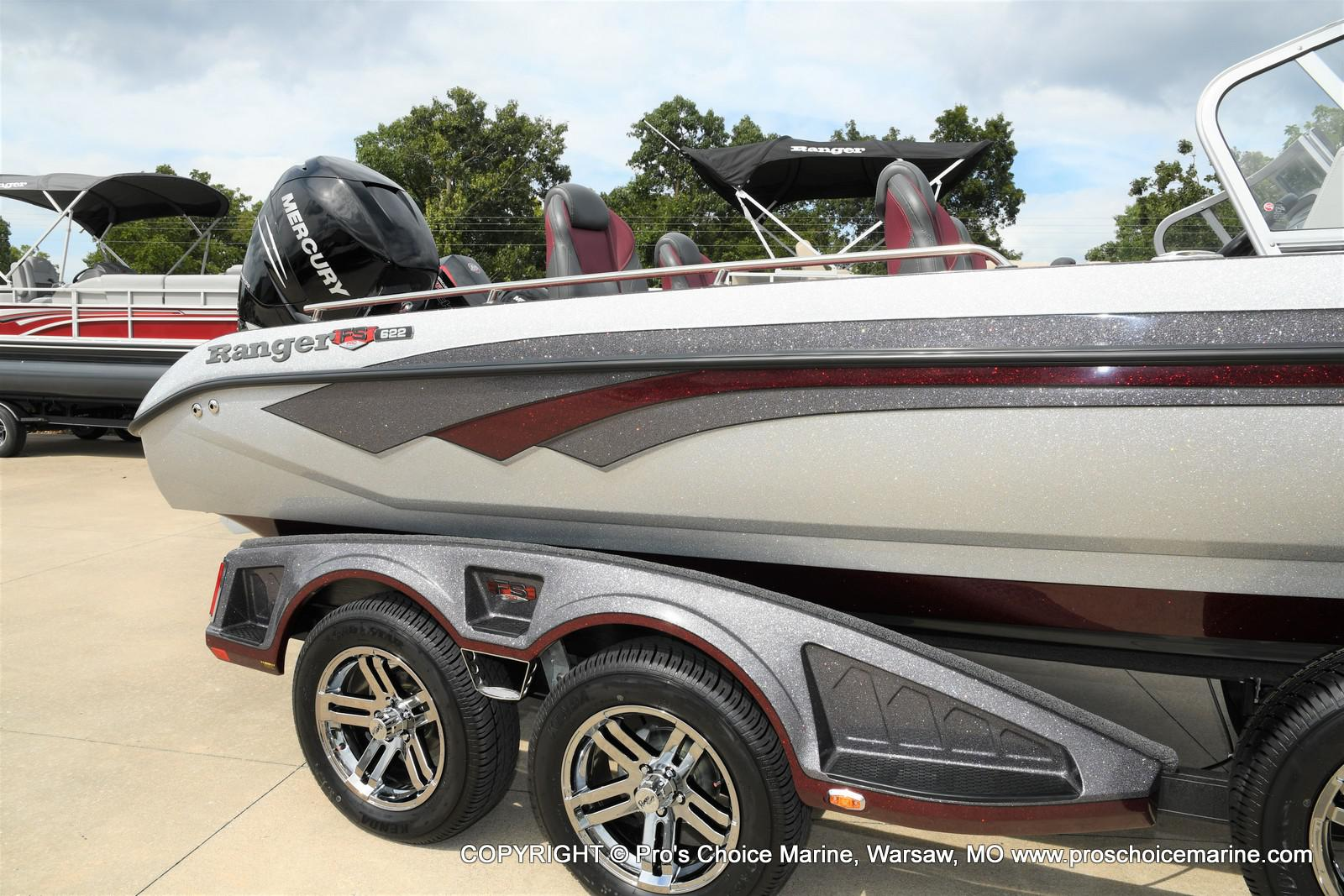 2021 Ranger Boats boat for sale, model of the boat is 622FS PRO w/400HP VERADO & Image # 42 of 50
