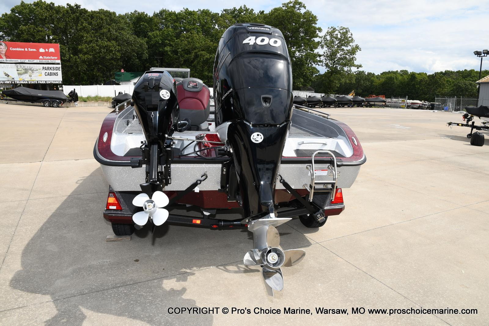 2021 Ranger Boats boat for sale, model of the boat is 622FS PRO w/400HP VERADO & Image # 43 of 50
