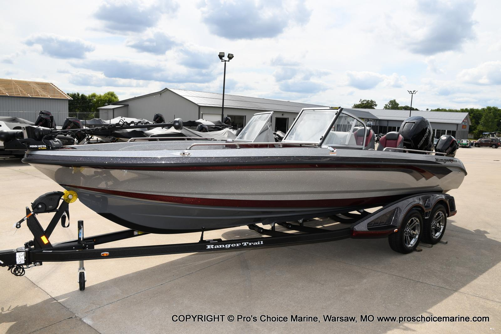 2021 Ranger Boats boat for sale, model of the boat is 622FS PRO w/400HP VERADO & Image # 44 of 50
