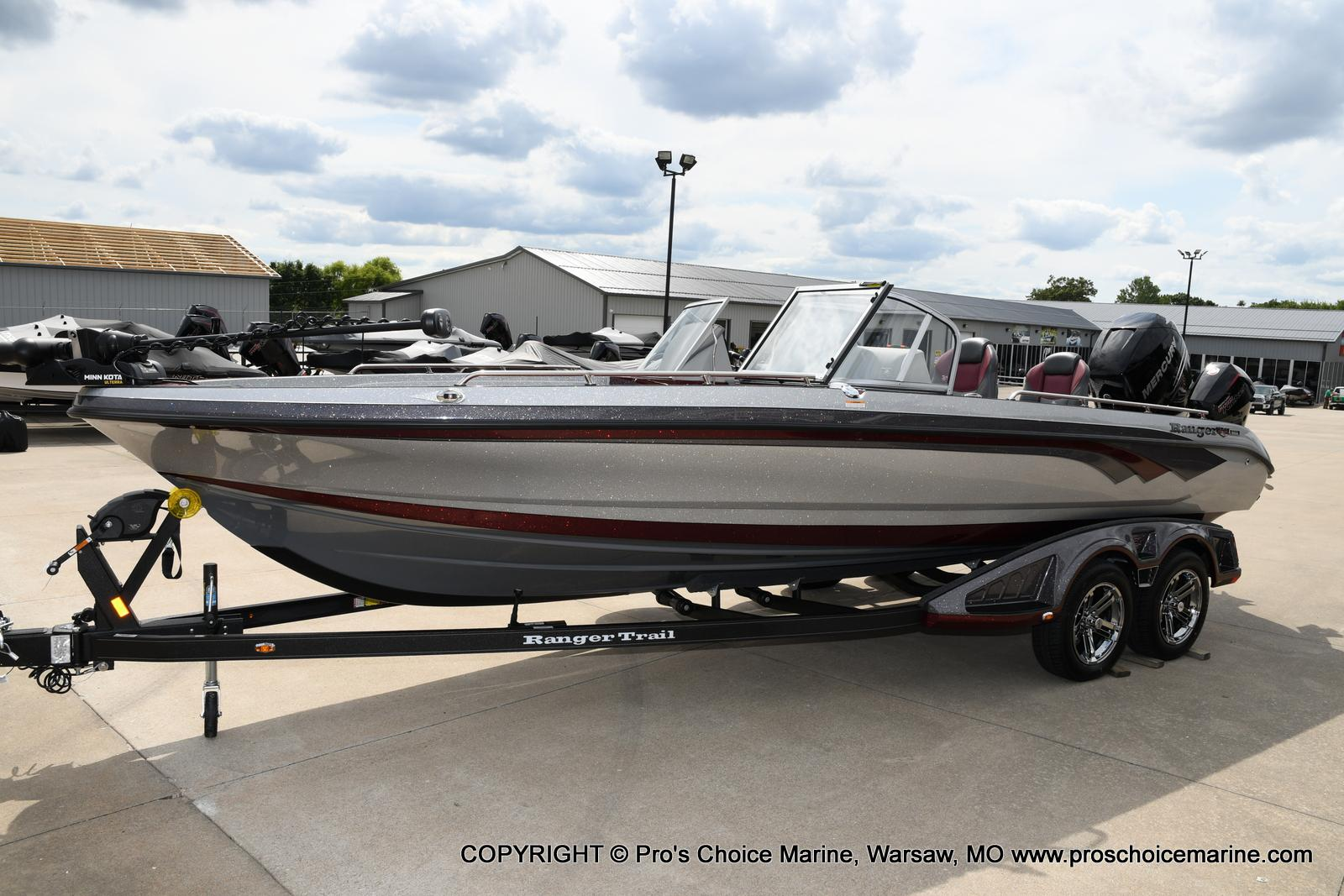 2021 Ranger Boats boat for sale, model of the boat is 622FS PRO w/400HP VERADO & Image # 45 of 50