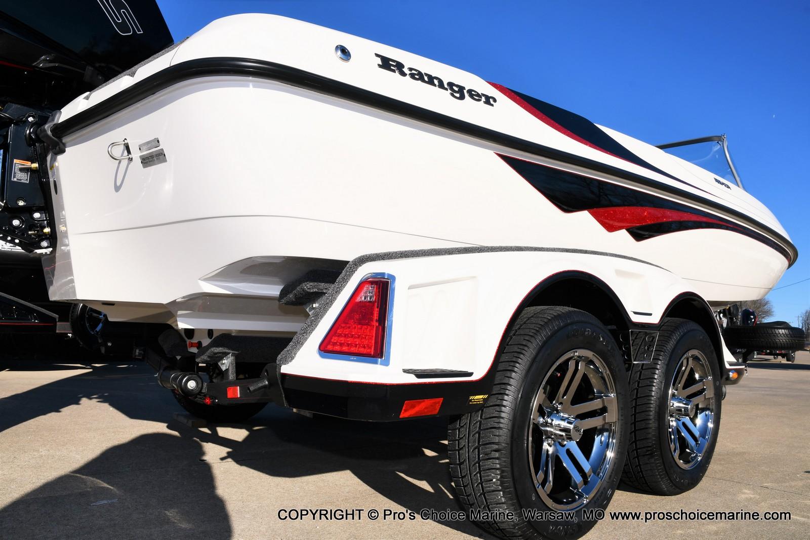 2021 Ranger Boats boat for sale, model of the boat is 212LS w/250HP Mercury Pro-XS 4 Stroke & Image # 25 of 50
