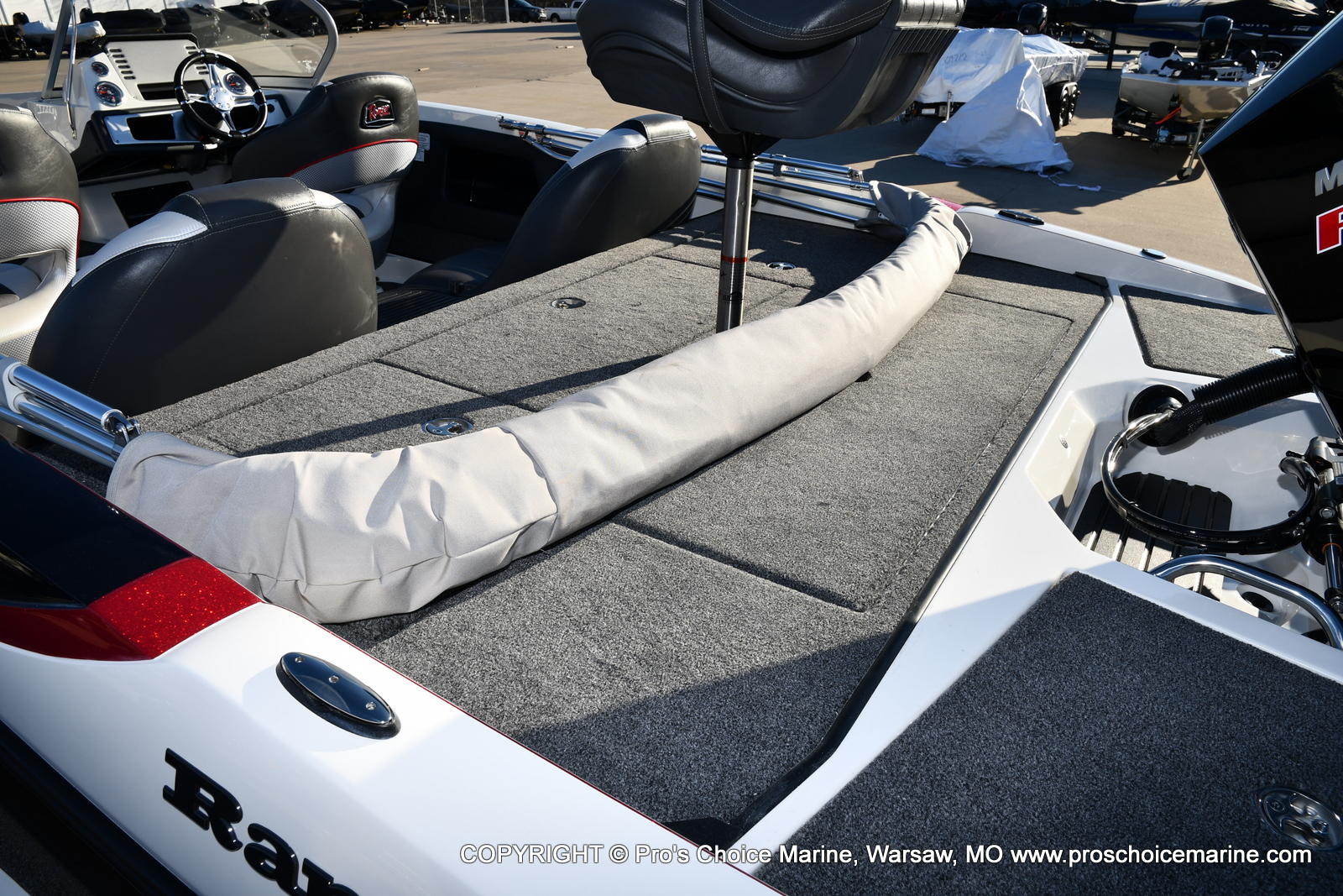 2021 Ranger Boats boat for sale, model of the boat is 212LS w/250HP Mercury Pro-XS 4 Stroke & Image # 29 of 50
