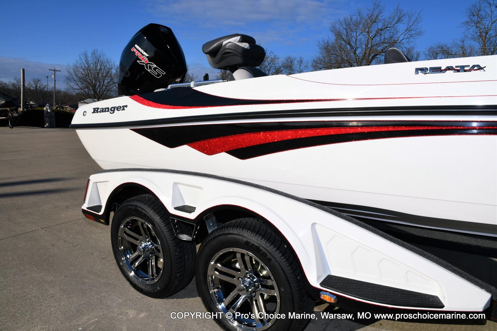 2021 Ranger Boats boat for sale, model of the boat is 212LS w/250HP Mercury Pro-XS 4 Stroke & Image # 36 of 50