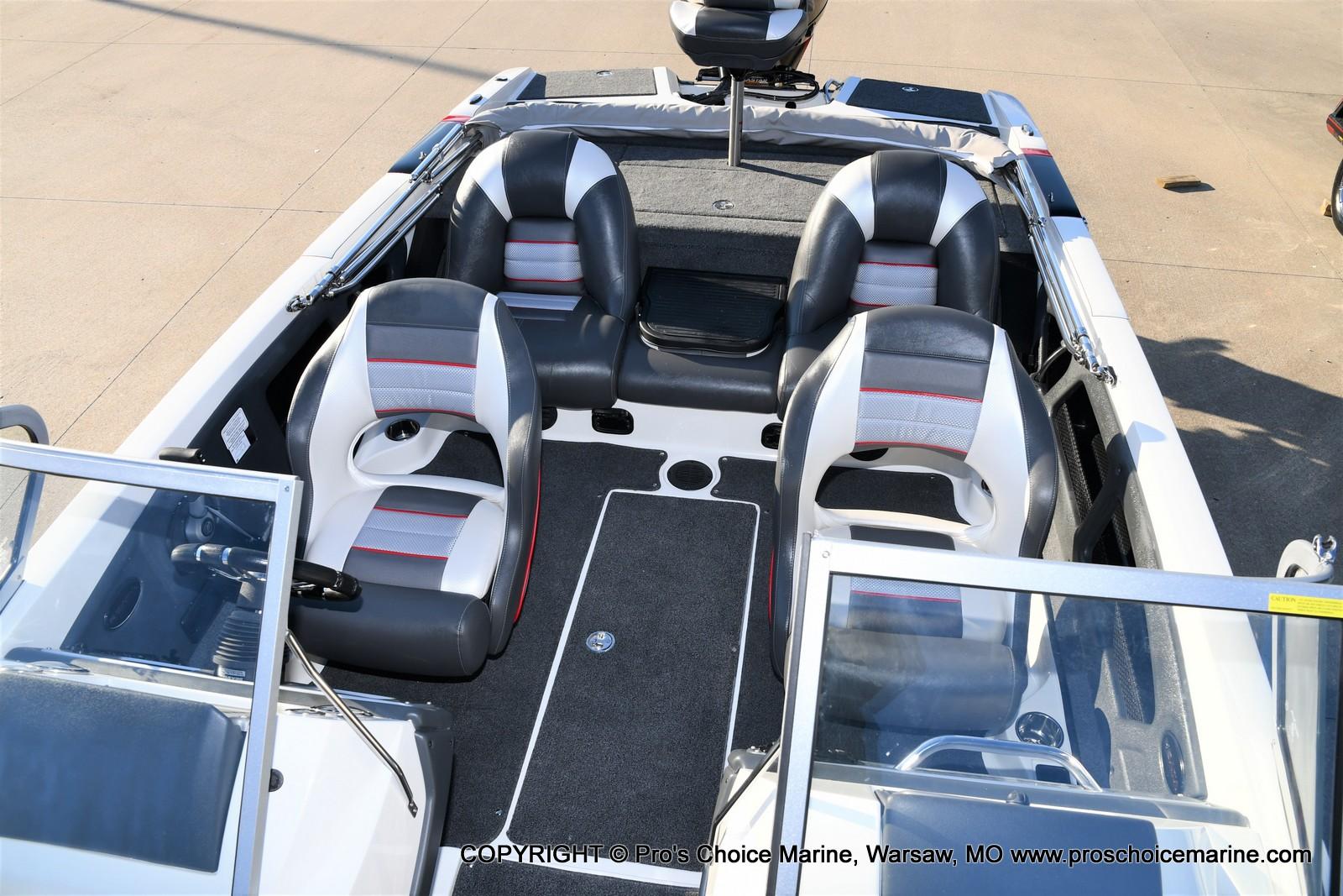 2021 Ranger Boats boat for sale, model of the boat is 212LS w/250HP Mercury Pro-XS 4 Stroke & Image # 46 of 50