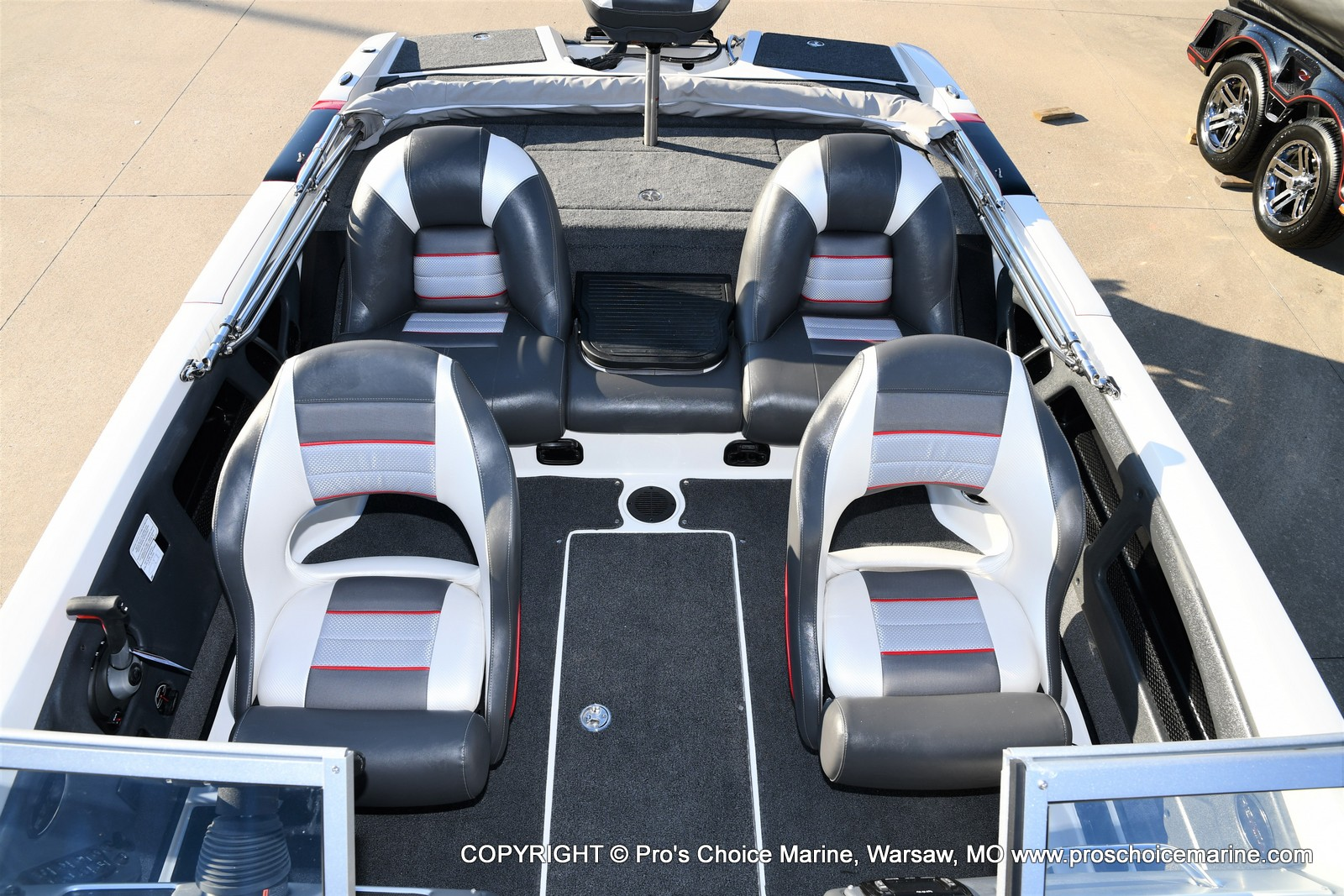 2021 Ranger Boats boat for sale, model of the boat is 212LS w/250HP Mercury Pro-XS 4 Stroke & Image # 47 of 50