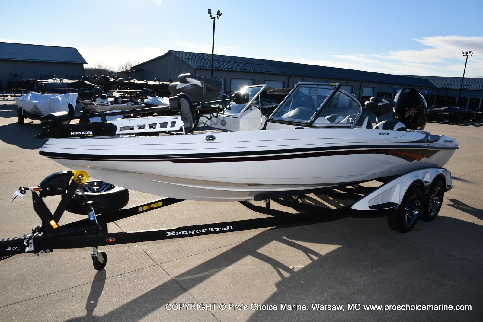 2021 Ranger Boats boat for sale, model of the boat is 212LS w/250HP Mercury Pro-XS 4 Stroke & Image # 26 of 50