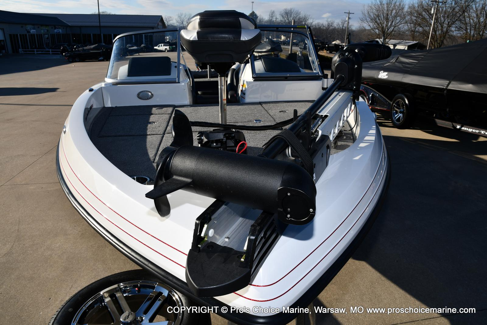 2021 Ranger Boats boat for sale, model of the boat is 212LS w/250HP Mercury Pro-XS 4 Stroke & Image # 27 of 50