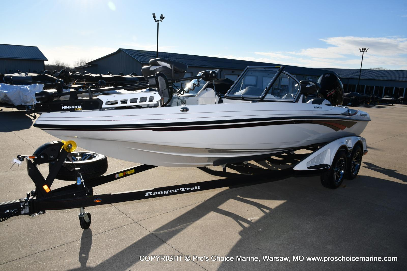 2021 Ranger Boats boat for sale, model of the boat is 212LS w/250HP Mercury Pro-XS 4 Stroke & Image # 37 of 50