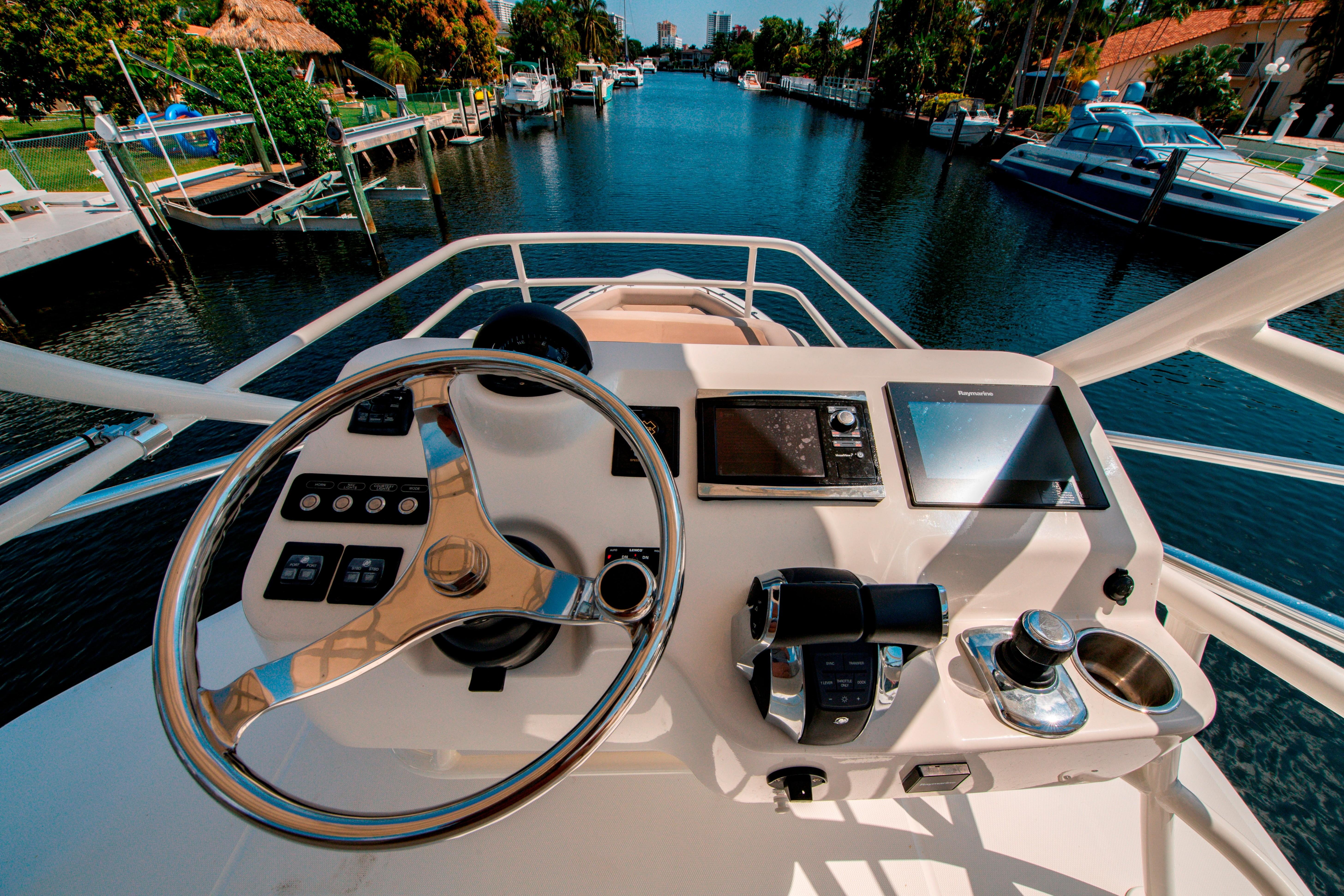 42' Boston Whaler 420 Outrage Tower