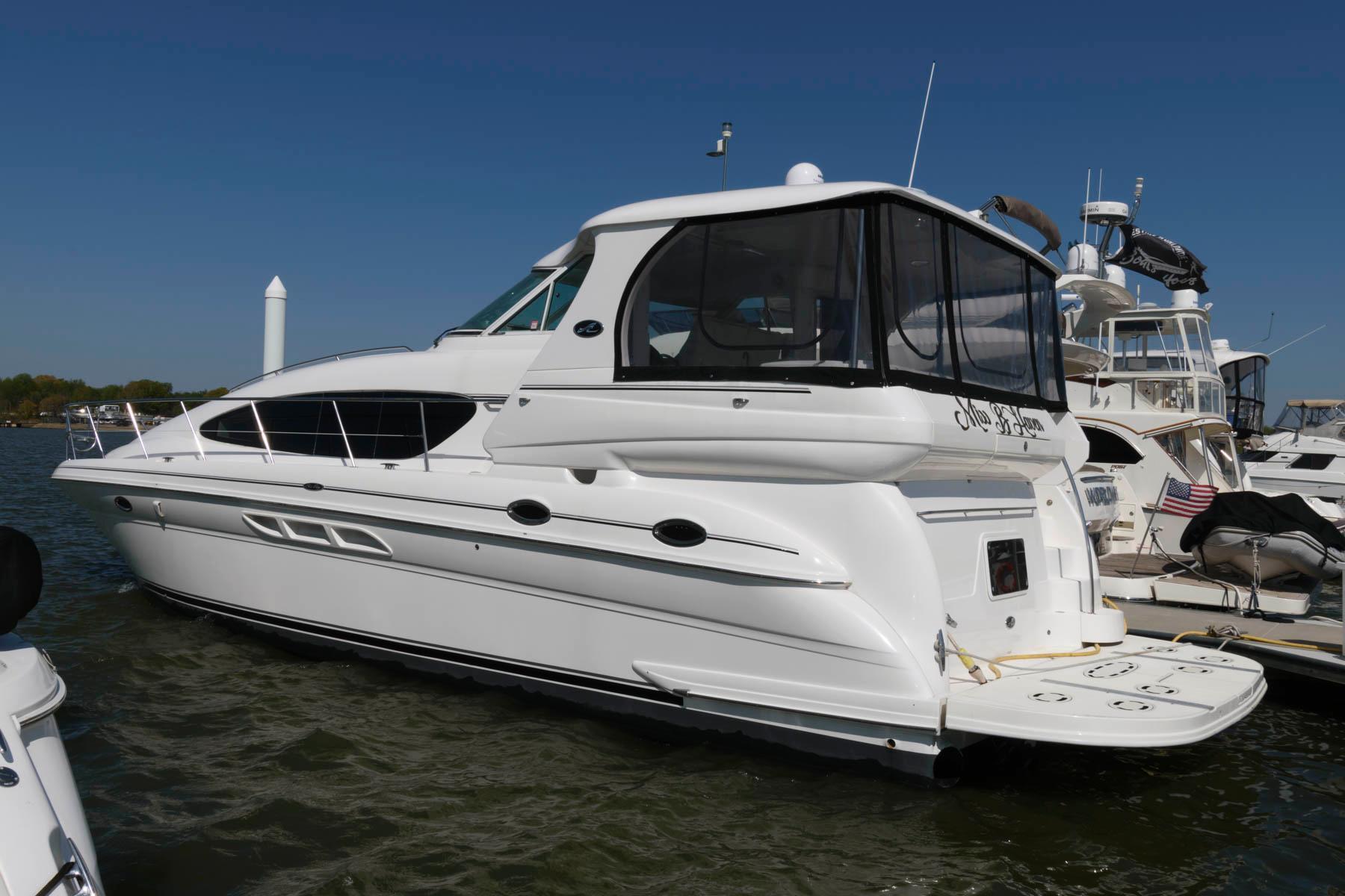 M 6093 JP Knot 10 Yacht Sales
