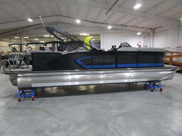 2021 Manitou boat for sale, model of the boat is SR 23 Encore SHP 373 & Image # 1 of 56