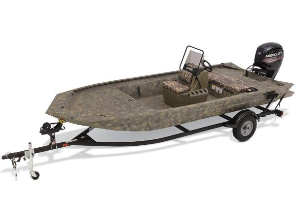 2021 TRACKER BOATS GRIZZLY 1860 CC for sale