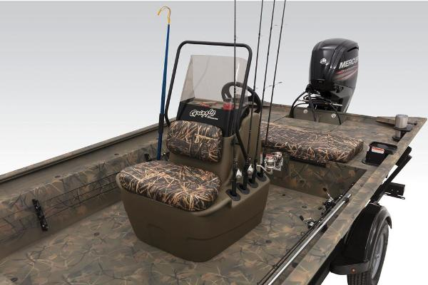 2021 Tracker Boats boat for sale, model of the boat is Grizzly 1860 CC & Image # 10 of 24