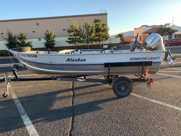 1993 Smoker Craft boat for sale, model of the boat is Alaskan 14 & Image # 3 of 14