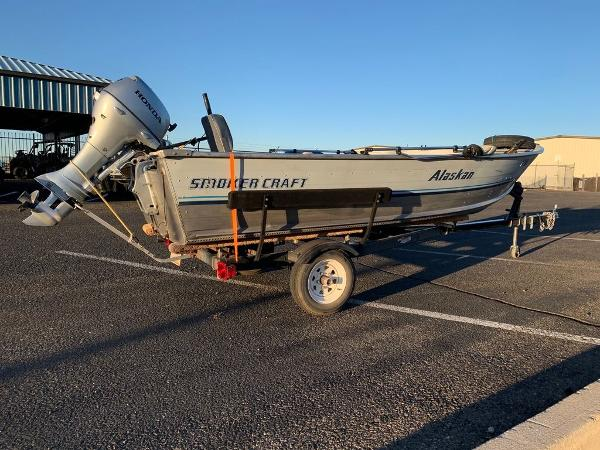 1993 Smoker Craft boat for sale, model of the boat is Alaskan 14 & Image # 5 of 14