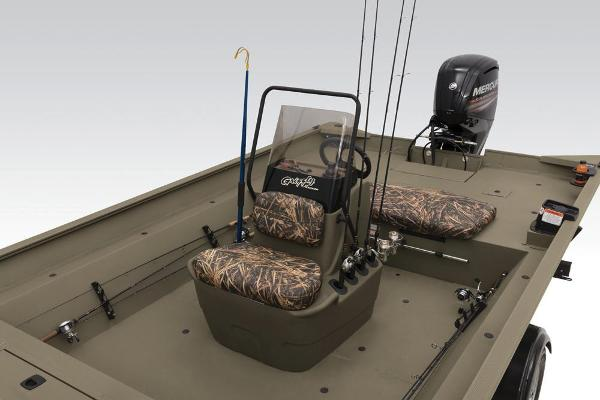 2021 Tracker Boats boat for sale, model of the boat is Grizzly 2072 CC & Image # 6 of 25