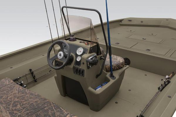 2021 Tracker Boats boat for sale, model of the boat is Grizzly 2072 CC & Image # 13 of 25