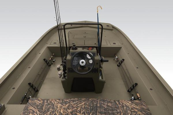 2021 Tracker Boats boat for sale, model of the boat is Grizzly 2072 CC & Image # 15 of 25