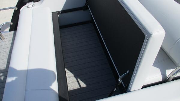 2021 Bentley boat for sale, model of the boat is Elite 223 Swingback Full Tube & Image # 17 of 60