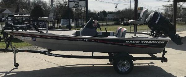 2010 TRACKER BOATS PRO 16 for sale
