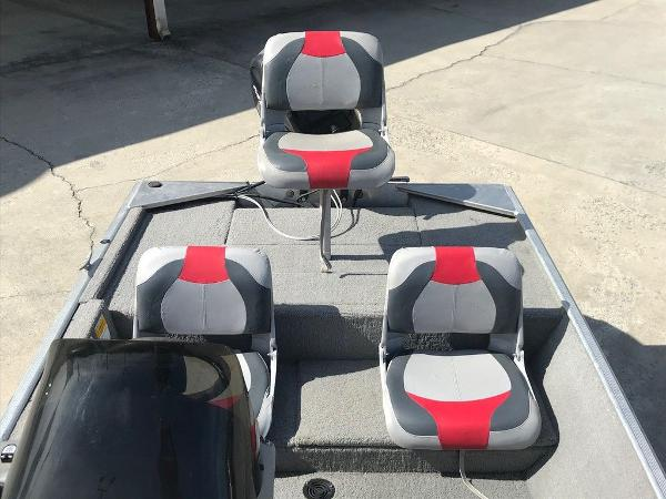 2010 Tracker Boats boat for sale, model of the boat is Pro 16 & Image # 10 of 12