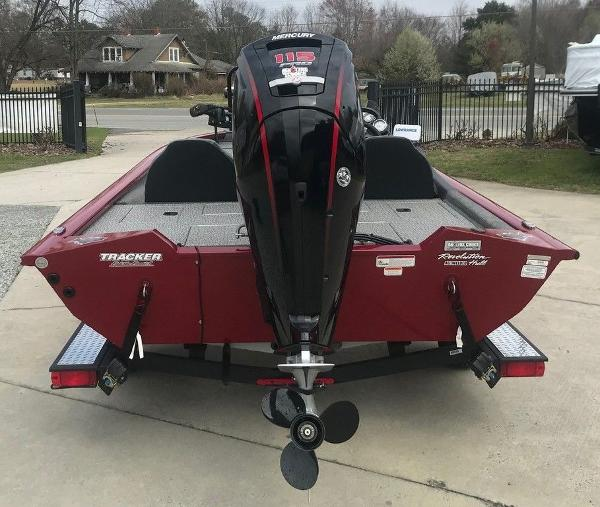 2020 Tracker Boats boat for sale, model of the boat is Pro Team™ 190 TX & Image # 4 of 13