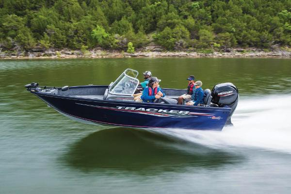 2021 Tracker Boats boat for sale, model of the boat is Pro Guide V-175 Combo & Image # 4 of 69