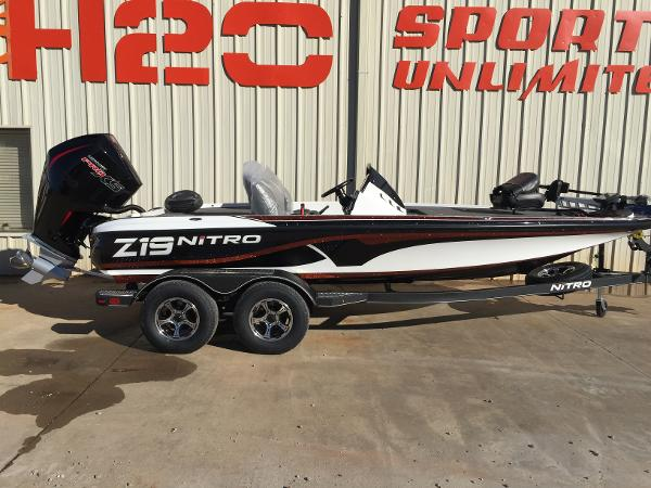 2021 Nitro boat for sale, model of the boat is Z19 Pro & Image # 1 of 19