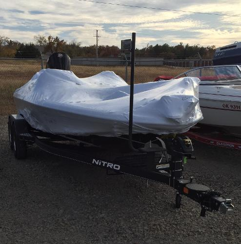 2021 Nitro boat for sale, model of the boat is Z19 Pro & Image # 19 of 19