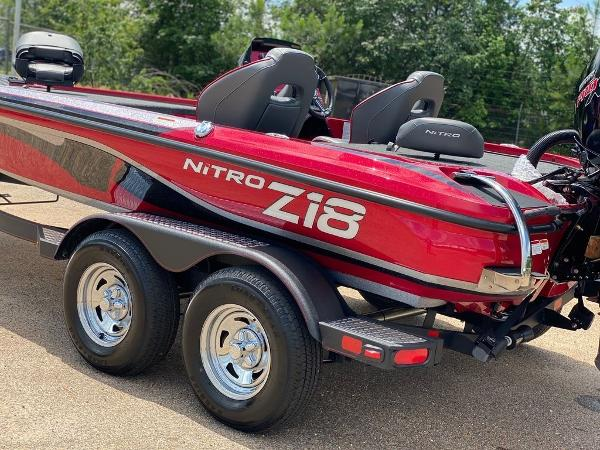 2020 Nitro boat for sale, model of the boat is Z18 Pro & Image # 1 of 11