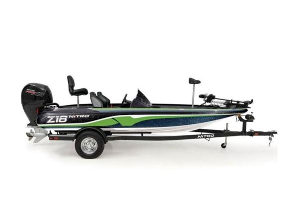 2020 Nitro boat for sale, model of the boat is Z18 Pro & Image # 6 of 11