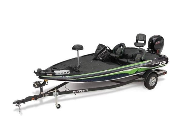 2020 Nitro boat for sale, model of the boat is Z18 Pro & Image # 10 of 11