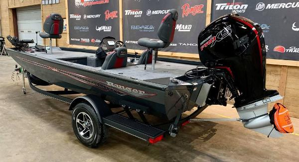 2021 Ranger Boats boat for sale, model of the boat is RT188C & Image # 5 of 16