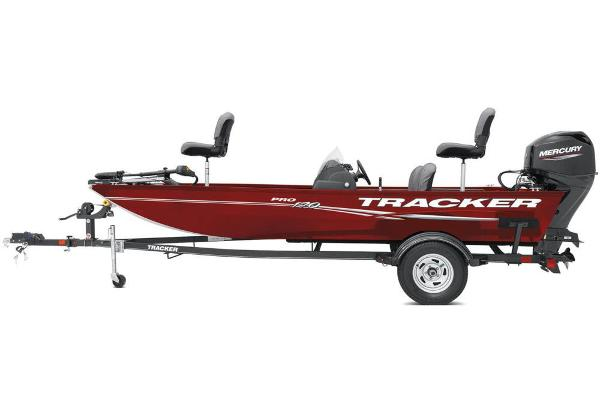 2021 Tracker Boats boat for sale, model of the boat is Pro 170 & Image # 6 of 41