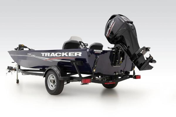 2021 Tracker Boats boat for sale, model of the boat is Pro 170 & Image # 35 of 41