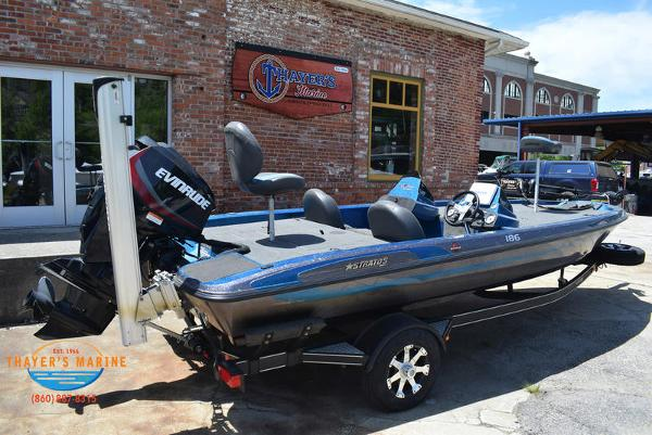 2014 Stratos boat for sale, model of the boat is 186 VLO & Image # 4 of 48