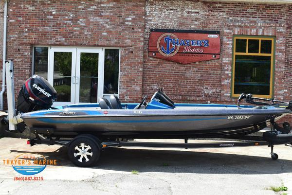 2014 Stratos boat for sale, model of the boat is 186 VLO & Image # 2 of 48