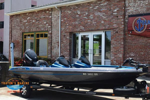 2014 STRATOS 186 VLO for sale